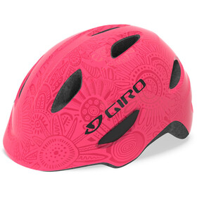 Giro Scamp MIPS Casque Enfant, bright pink/pearl